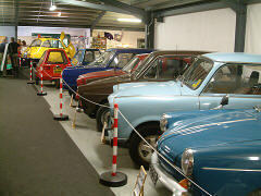 MGCC Lincolnshire Bubble Car Museum Visit