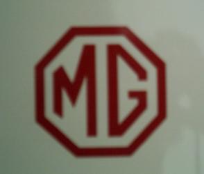 MG Maestro tailgate octagon