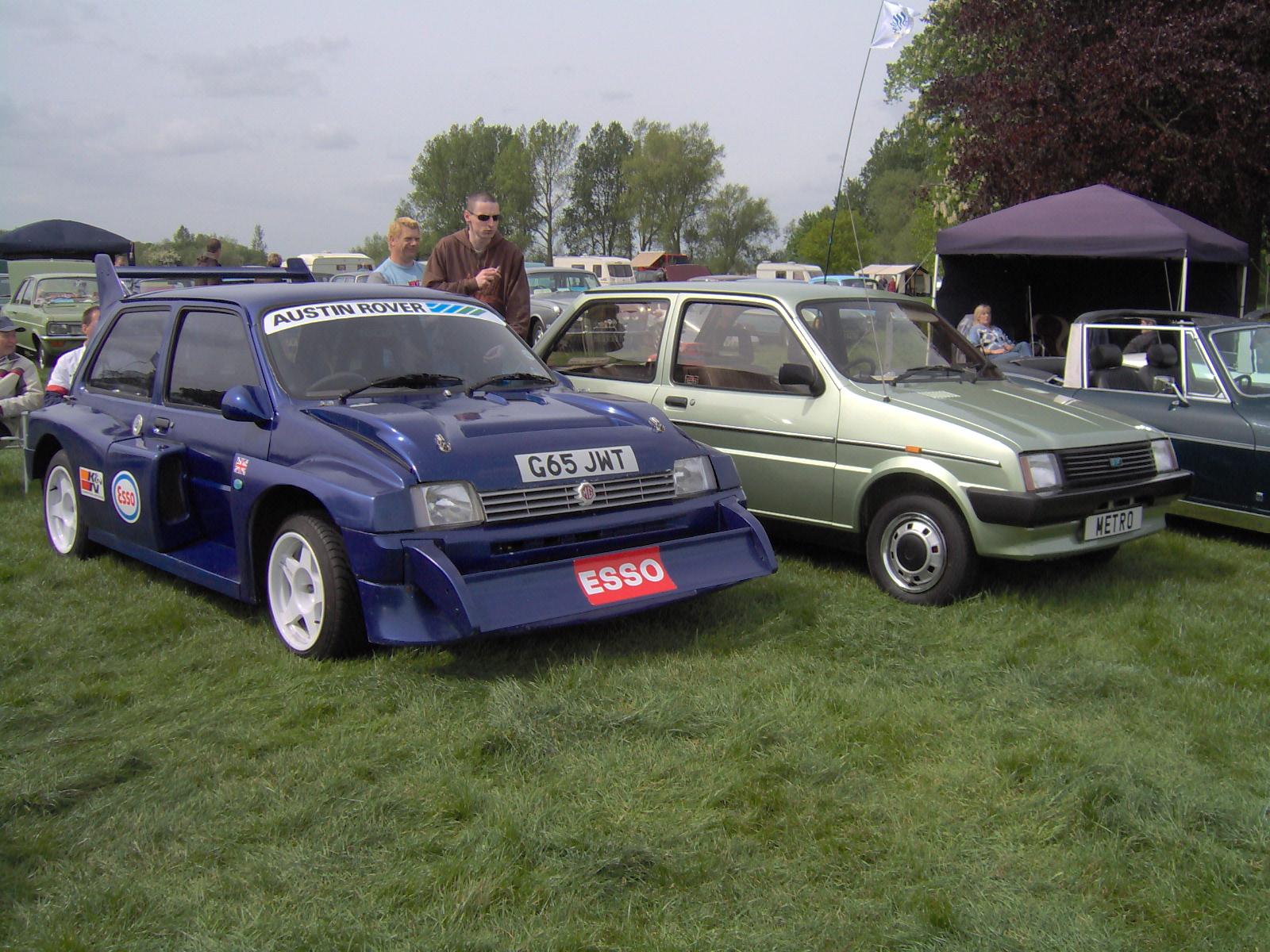 Hall And Hall Classic Cars