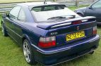 Japanese-spec Rover 220 Coupe Turbo