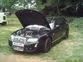 MG ZT-T 260 with supercharger