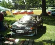 Rover SD1 on the MGCC FWD register with spares for sale