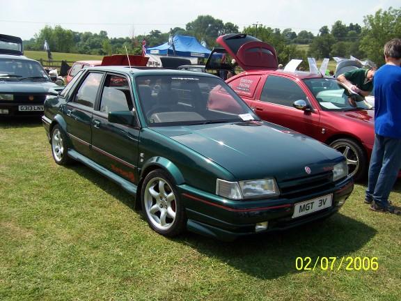 MG Montego Turbo