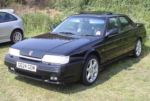 Rover 820 Turbo