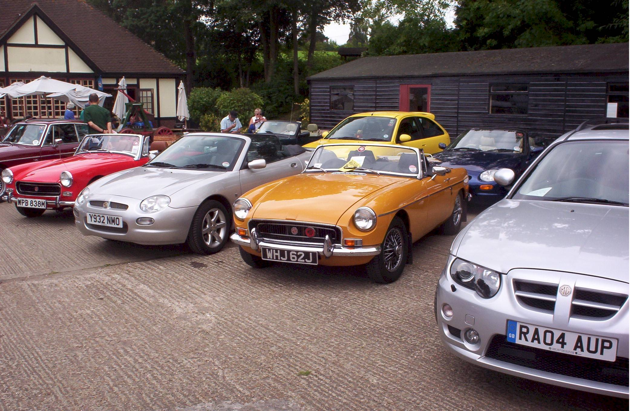 Classic Car Shows  South East