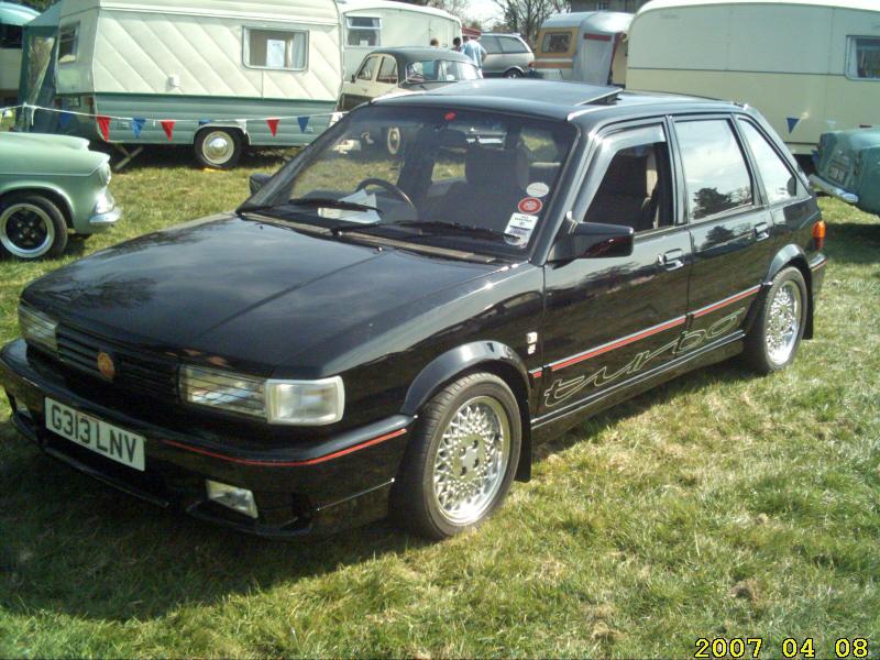 MG Maestro Turbo no.434