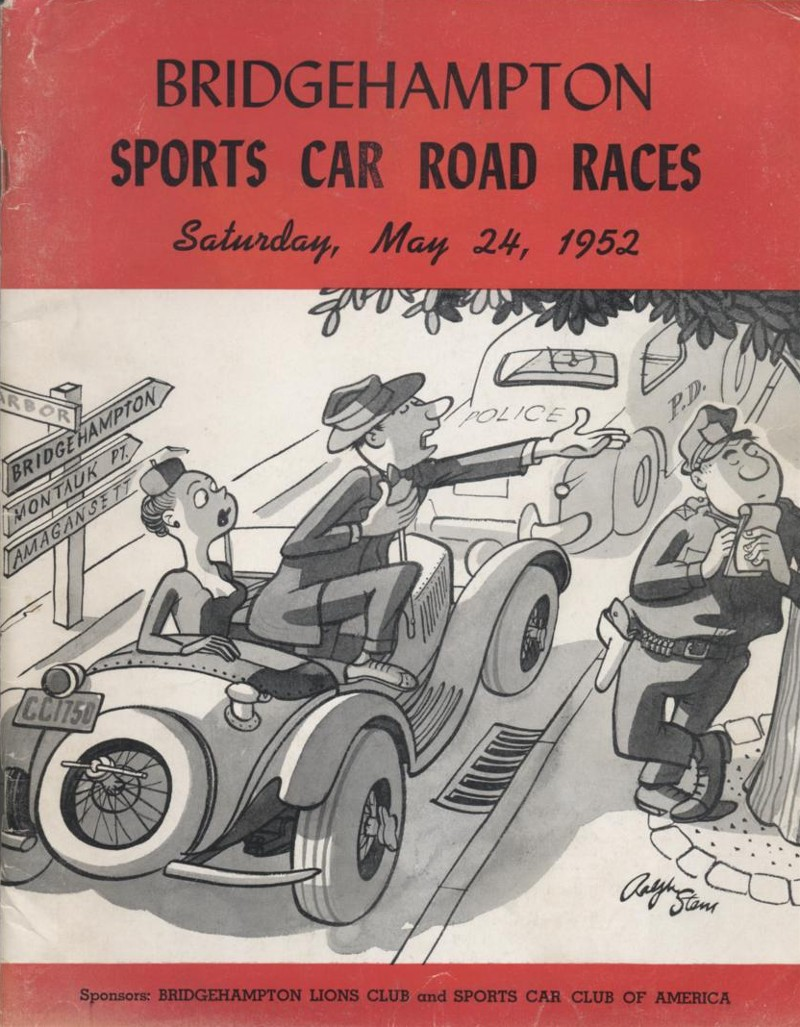 The Original Mgtd Midget In America Starter And Anti Creep Circuit Wiring Diagram For 1953 Studebaker Champion Commander Bridgehampton Race 1949