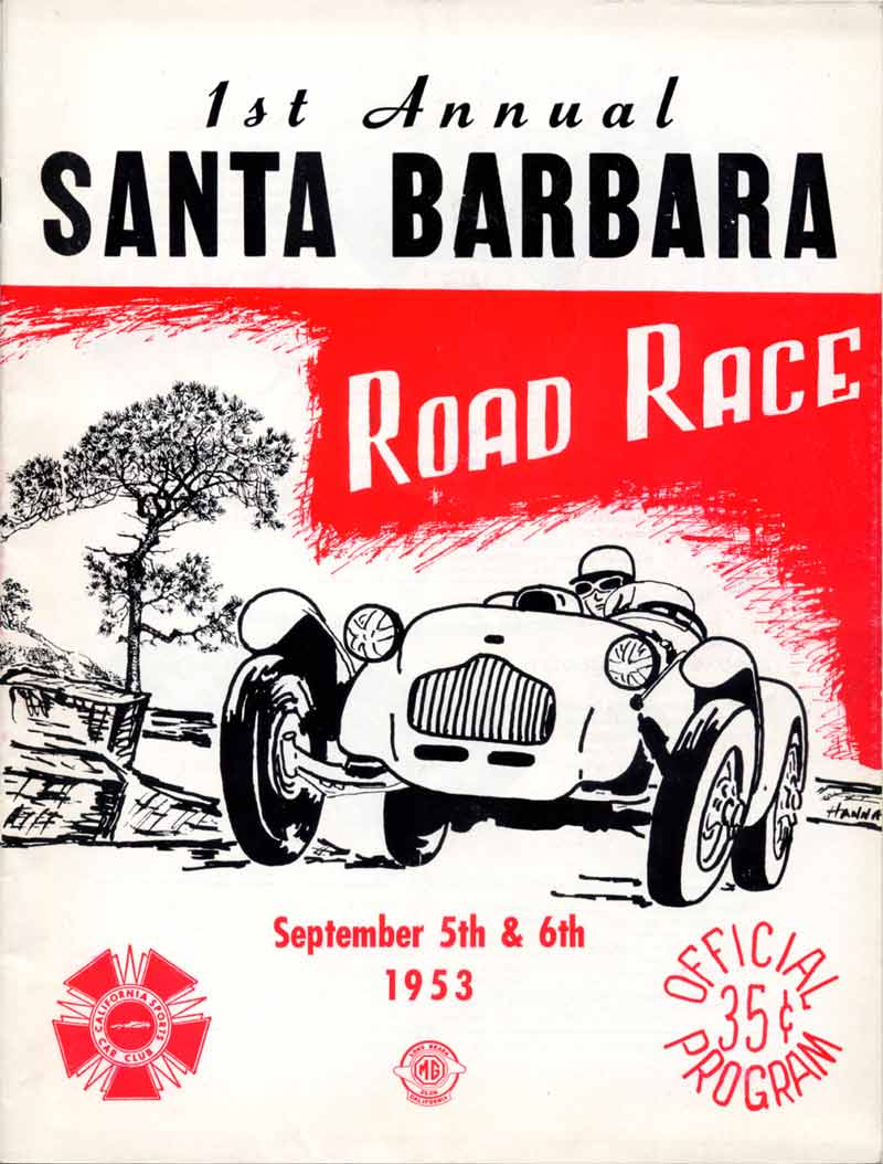 The Original Mgtd Midget In America Starter And Anti Creep Circuit Wiring Diagram For 1953 Studebaker Champion Commander Santa Barbara Road Race
