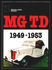 Brooklands MGTD