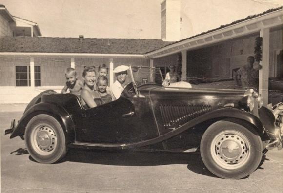 The Original Mgtd Midget Period Photographs