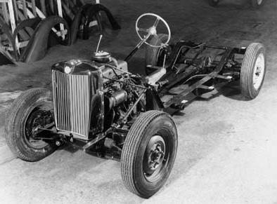 1949 Chassis