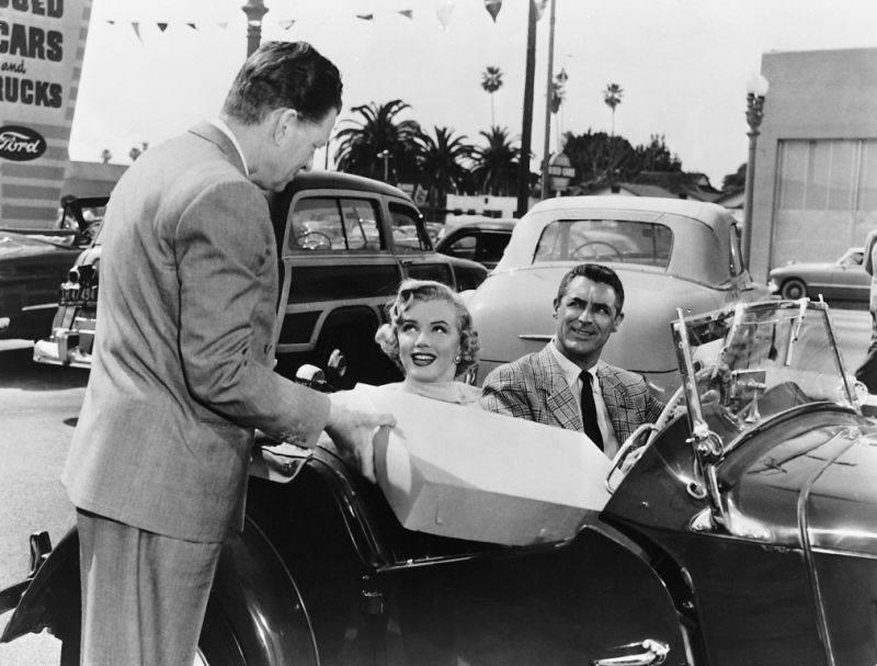 Cary Auto Sales >> The Original MGTD Midget - Period Photographs