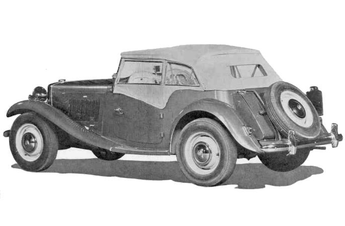 MG TD Top Up