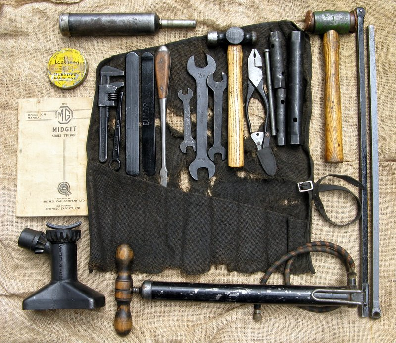 Mg midget tools