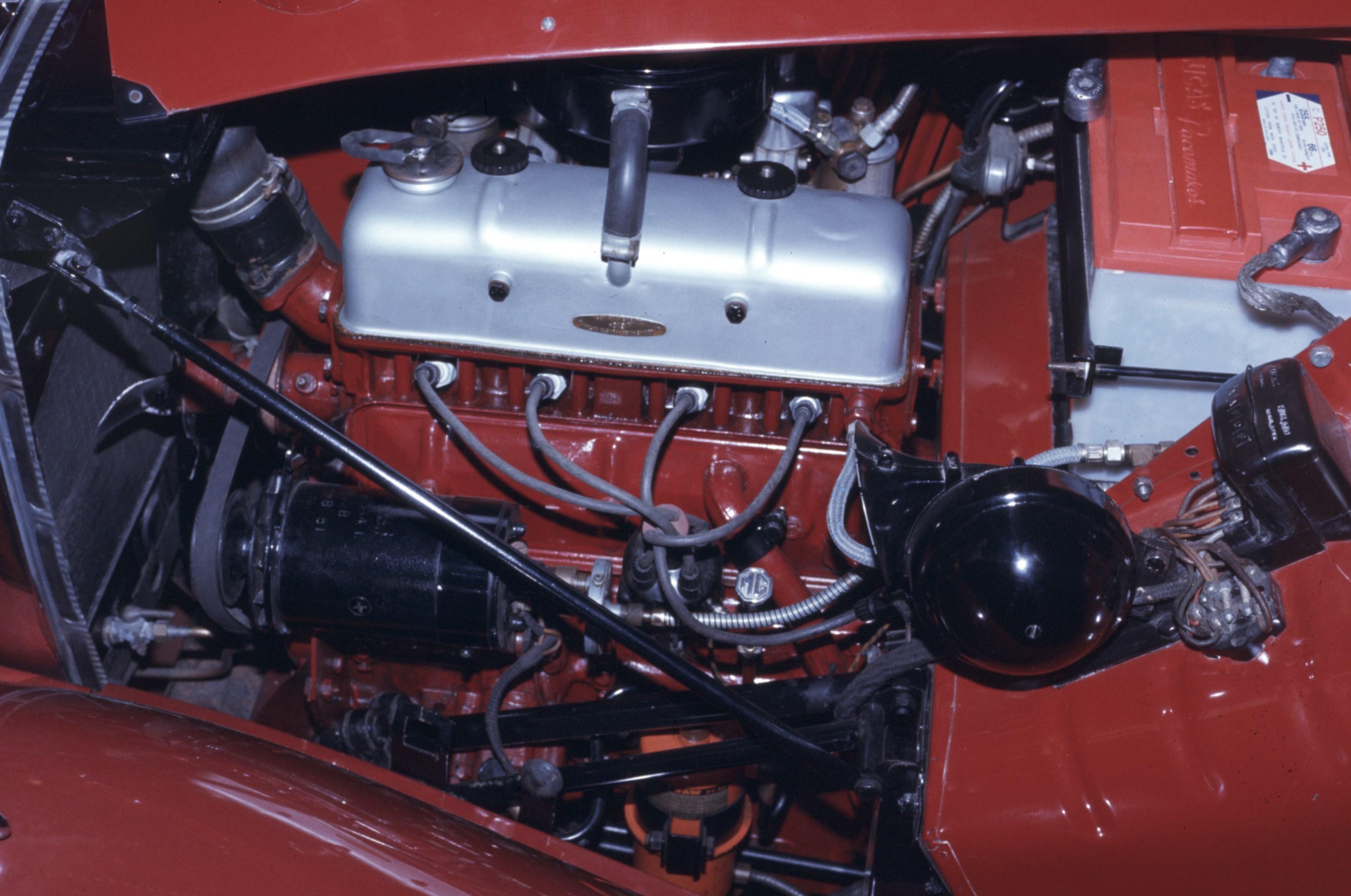 Mg midget engine codes grateful for