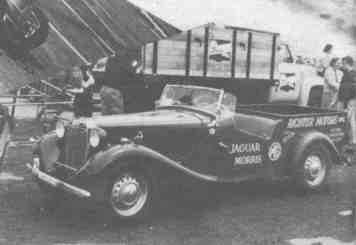 The Original MGTD Midget - Variants of the MGTD