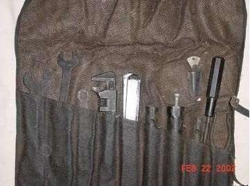 Austin Healey For Sale >> The Original MGTF Midget - Original MGTF Tools