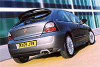 MG ZR Trophy SE