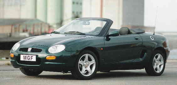 Front Wheel Drive Cars >> MGF Images