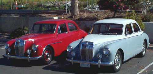 Mg Saloons Picture Page